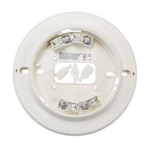 Siemens DB-11 Fire Detector Base (5 Pack)