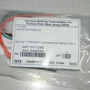 Siemens TRI-B6M Intelligent Interface Mini Module