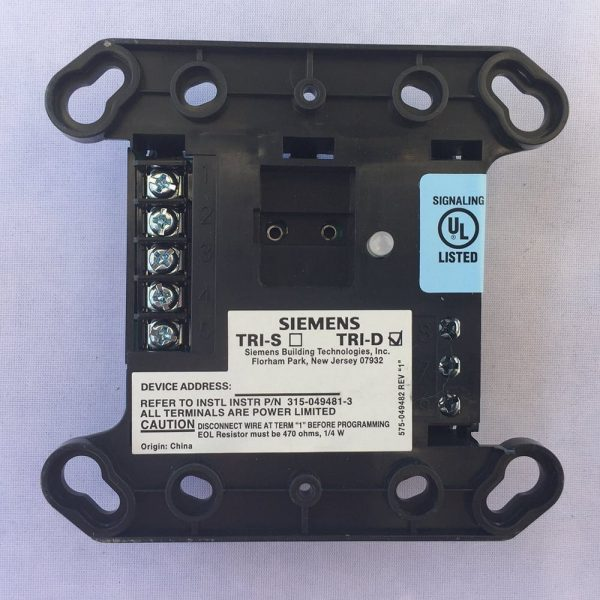 Siemens TRI-D Dual Interface Module (Reconditioned)