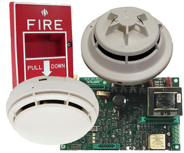 New, Used and Refurbished Fire Alarm Parts