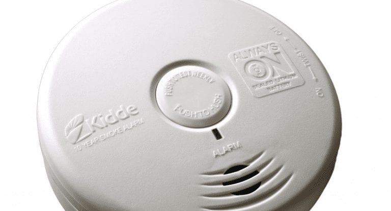 New Kidde Smoke Alarms Save More Lives